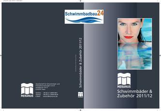 Meranus Schwimmbäder & MERANUS Zubehör 2011/12