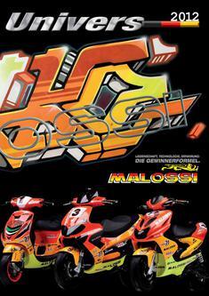MALOSSI Universe 2012/2013