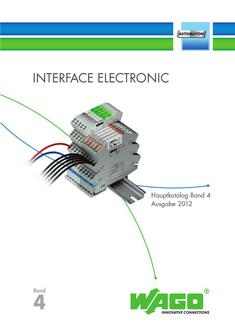 Interface Electronic 12/13