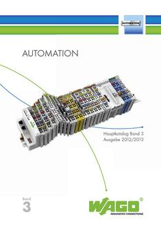 AUTOMATION 12/13