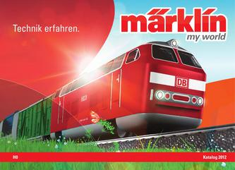 Märklin my world Katalog 2012