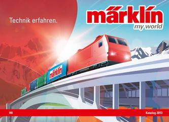 Märklin my world Katalog 2013