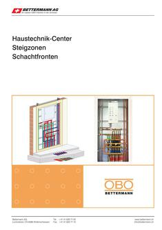 Haustechnikcenter HTC 2018