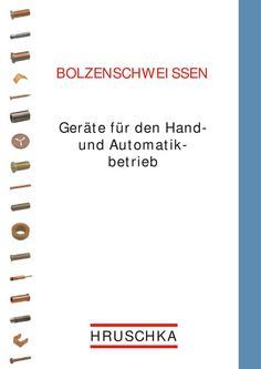 Bolzenschweissen Geräte 2013