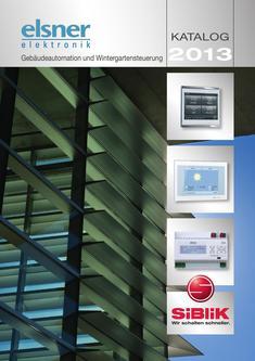 Elsner Gebäudeautomation und Wintergartensteuerung 2013
