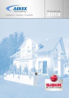 Aerex Systeme / Geräte / Zubehör 2013