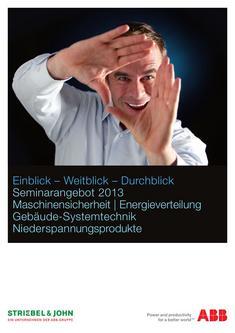 Seminarangebot 2013
