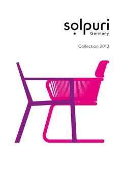 Stühle & Sessel 2013