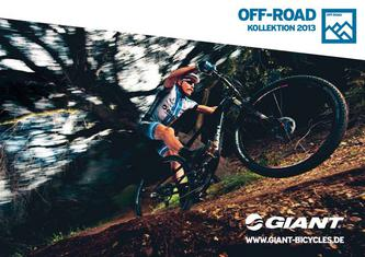 Off Road Mountainbikes 2013