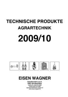 Agrartechnik 2009