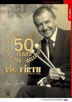 Vic Firth 2013
