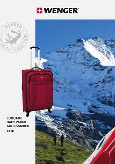 WENGER Luggage Backpacks Accessories 2012