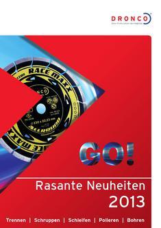 GO! Rasante Neuheiten 2013