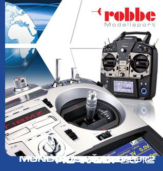 robbe RC Welt 2012