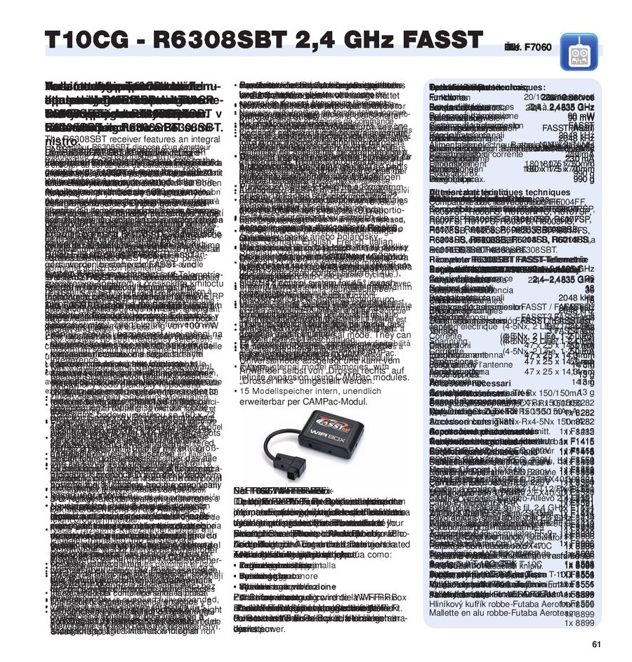 STECKDOSENLADER TX-RX 150//150 MA