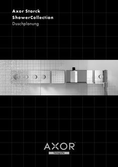 Hansgrohe Axor Shower-collection 2012