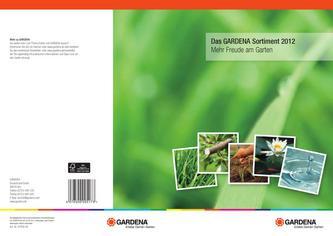 Gardena Garten 2012