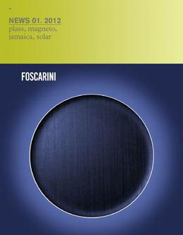 Foscarini News 01-2012
