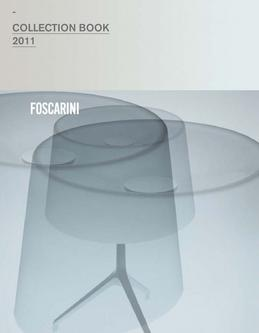 Foscarini Leuchten Collection Book 2011