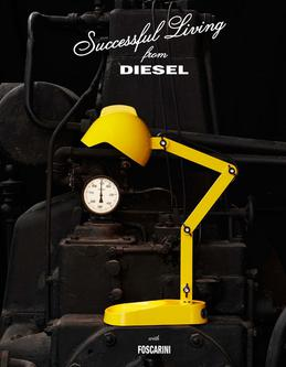 Diesel with Foscarini Lampen 2012