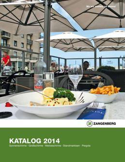 Zangenberg Katalog 2014