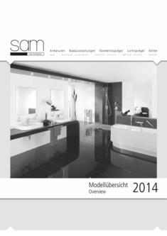 Sam Modelluebersicht 2014