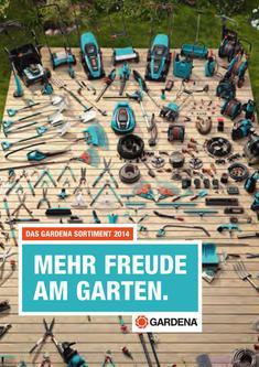 Gardena Katalog 2014