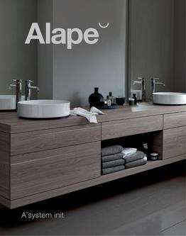Alape A system init 2014