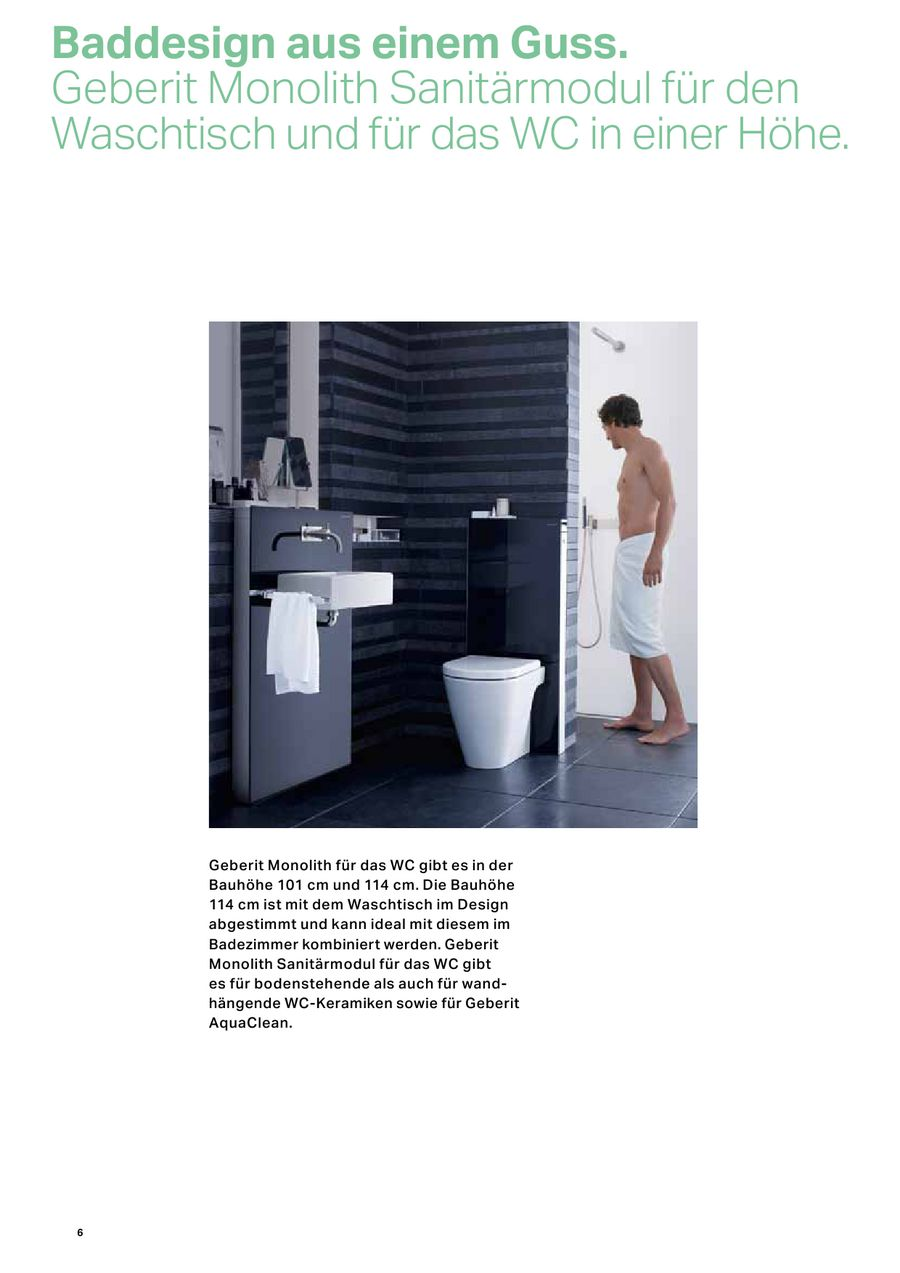 geberit monolith waschtisch. Black Bedroom Furniture Sets. Home Design Ideas
