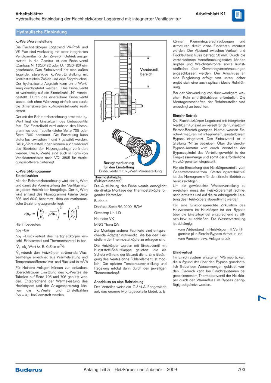 Seite 321 von Buderus Heizkörper