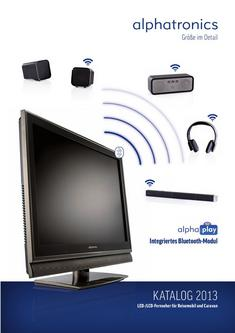 LED-/LCD-Fernseher für Reisemobil und Caravan 2013