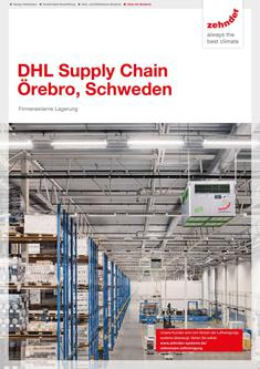 Referenzbroschüre DHL Supply Chain 2017