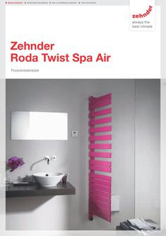 Roda Twist Spa Air 2017