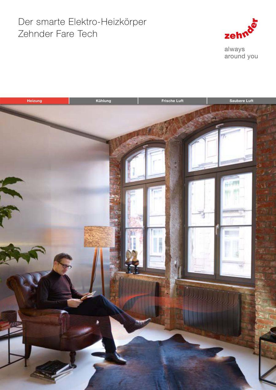 Zehnder Fare Tech 2017 Von Zehnder Group Deutschland