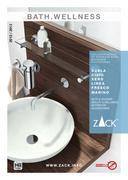 bathroom von zack. Black Bedroom Furniture Sets. Home Design Ideas