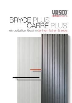 Bryce Plus und Carré Plus 2013