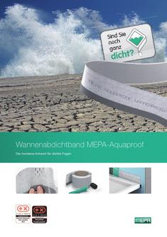Wannenabdichtband MEPA-Aquaproof