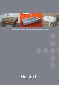 HighTech Gesamtprospekt 2009