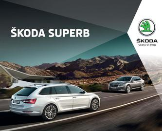 Skoda Superb Jän 2017