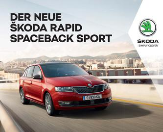 Skoda Rapid Spaceback Sport 12/2017