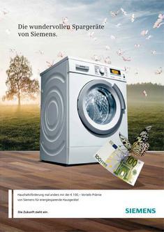 Die wundervollen Spargeräte von Siemens 2011