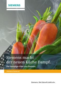 Siemens dampfgarer rezepte