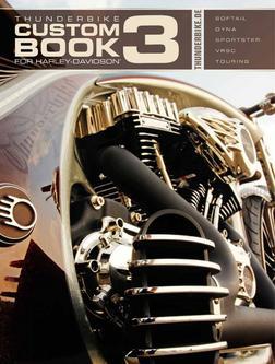 Custom Book 3 Zubehör für Harley-Davidson und Custombikes