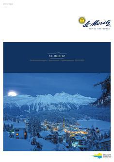 Ferienwohnungen in St. Moritz 2013/2014