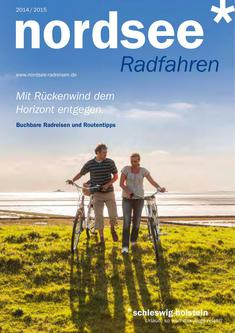 Die nordsee* Radbroschüre 2014