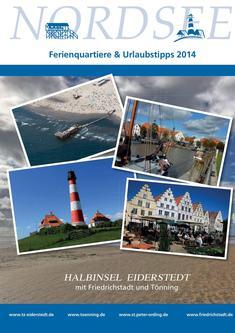 Gastgeberverzeichnis Eiderstedt 2014