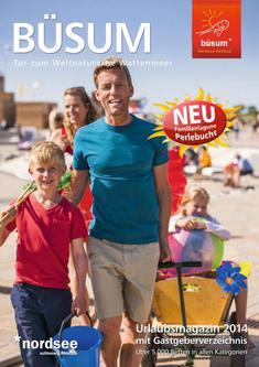 Nordsee-Heilbad Büsum Urlaubsmagazin 2014