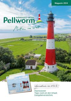 Gastgeberverzeichnis Insel Pellworm 2014