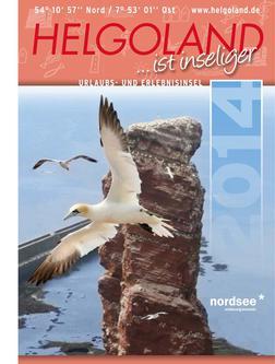 Gastgeberverzeichnis Insel Helgoland 2014