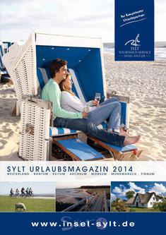 Sylt Urlaubsmagazin 2014